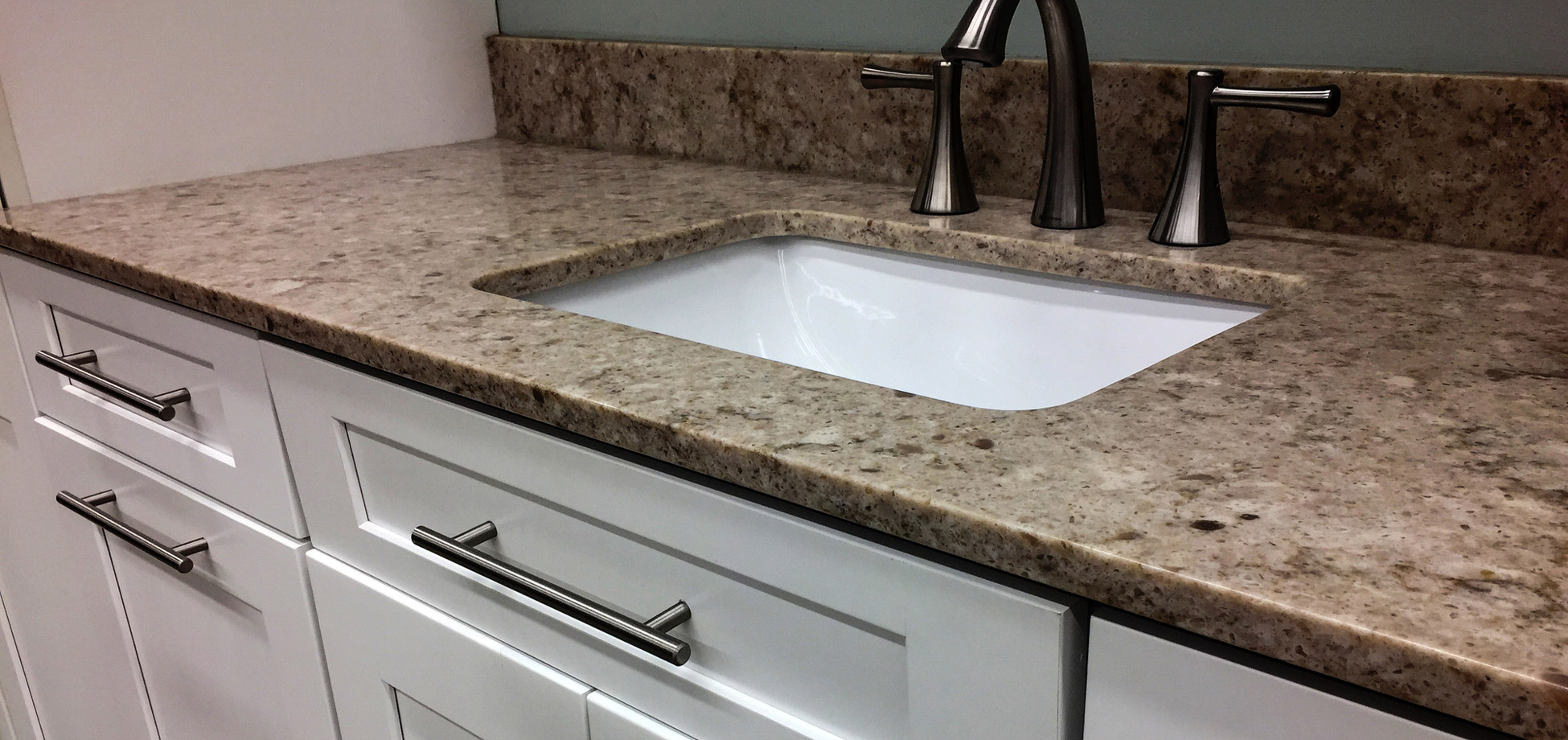 Bathroom Granite Countertop